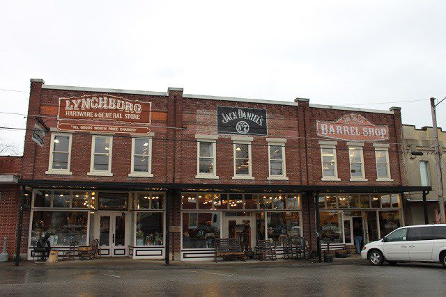 Small town saturday lynchburg tn this is my south for Small towns in tennessee near knoxville