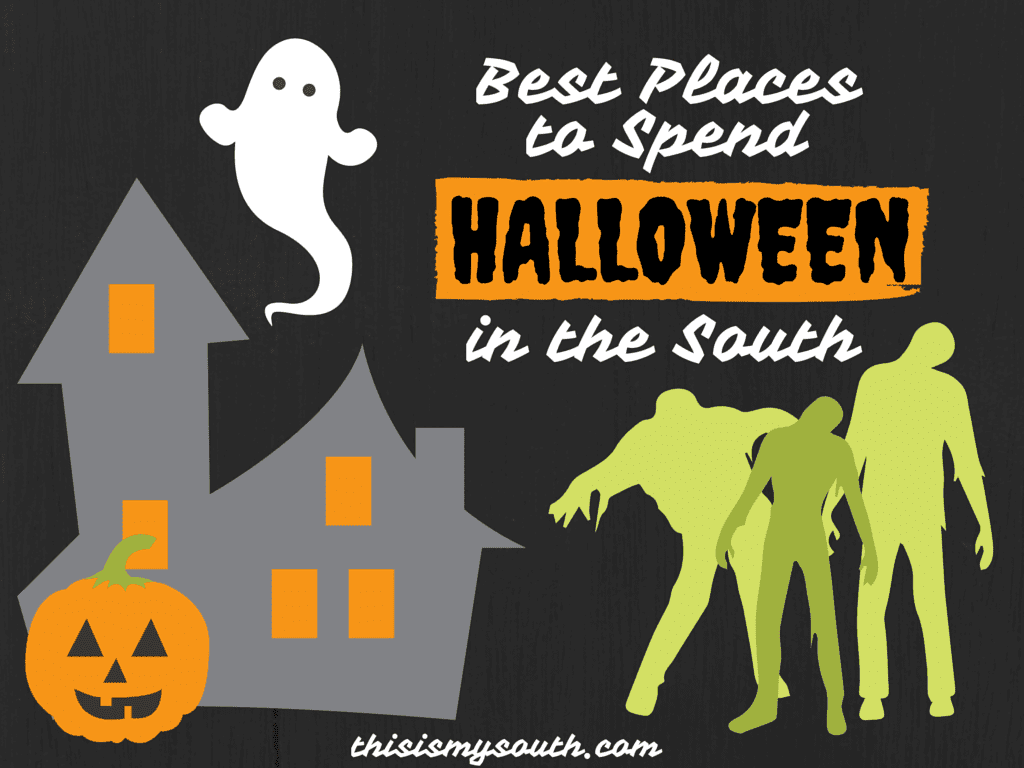 best places - Best Halloween Celebrations