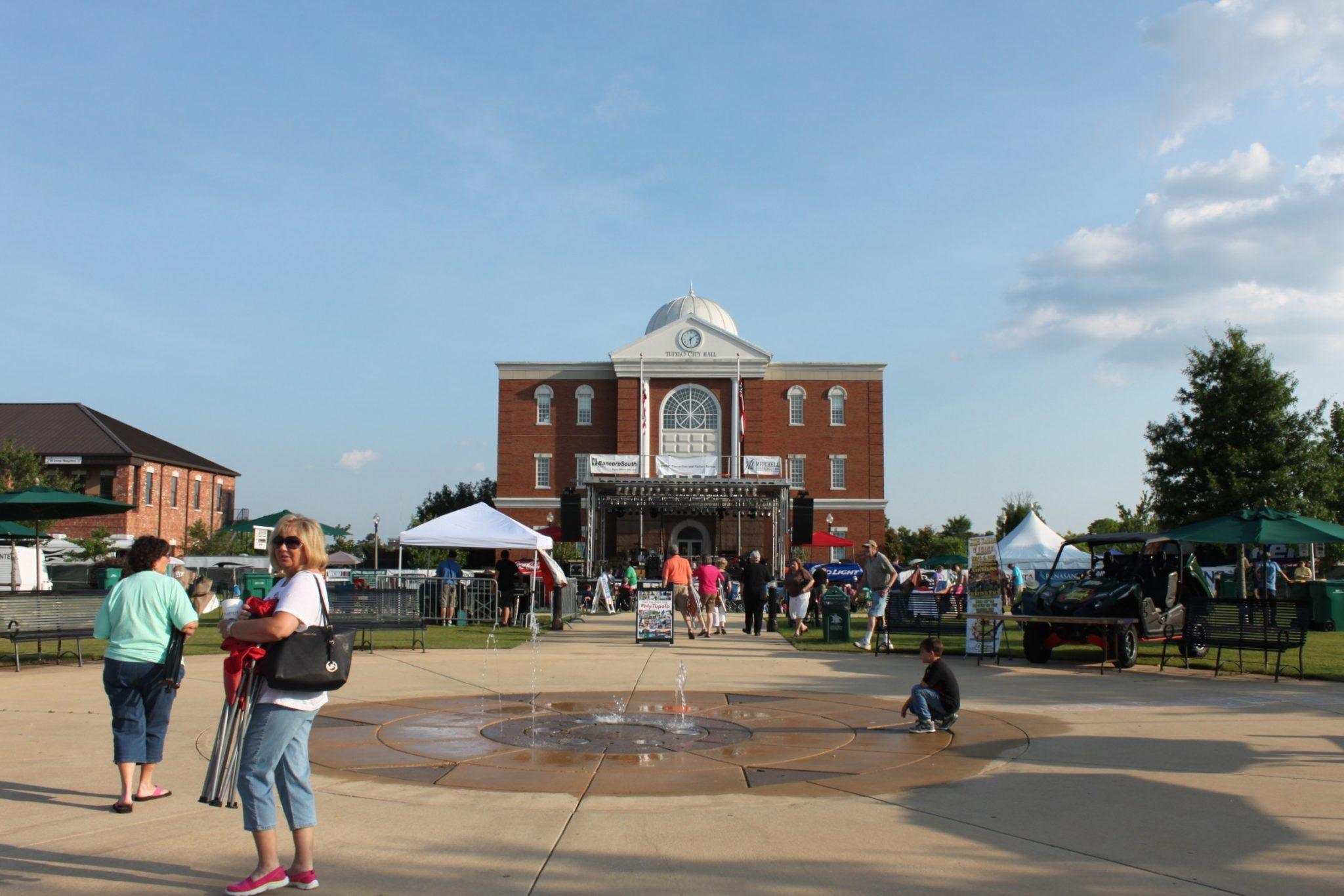 Small Town Saturday Tupelo Ms This Is My South
