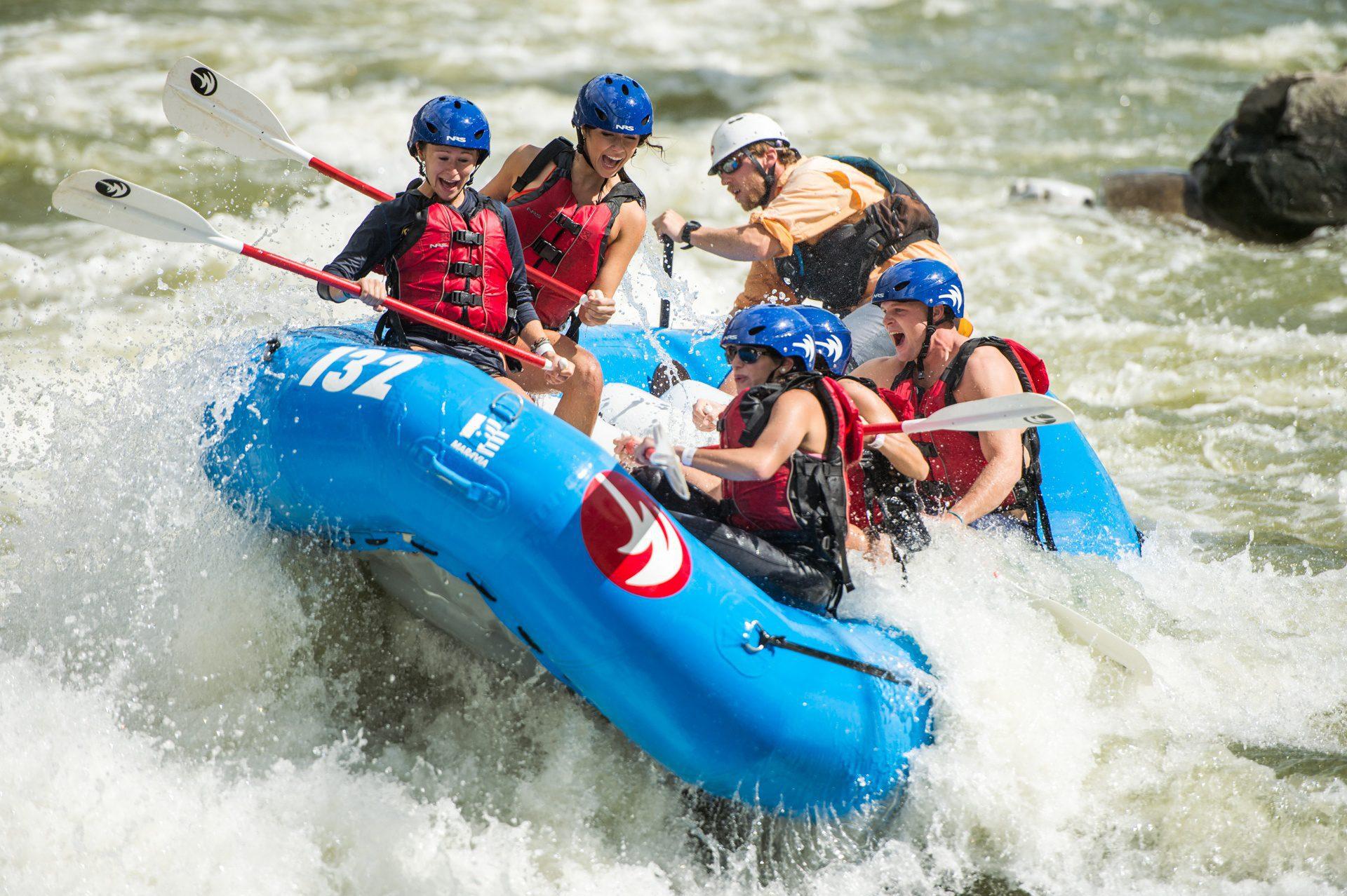 u.s. national whitewater rafting center