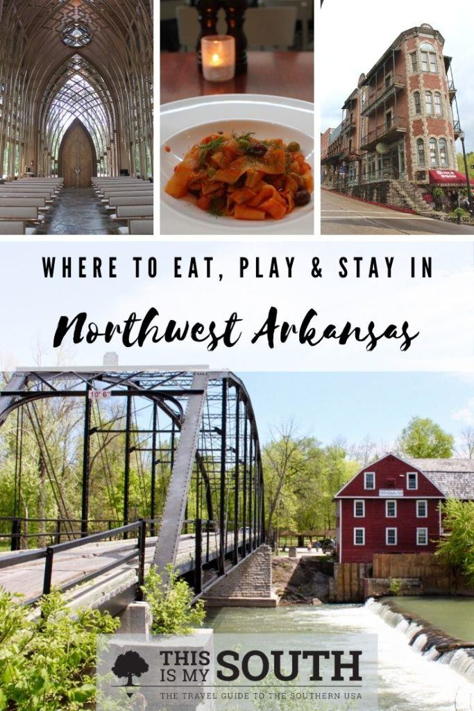 Where to Go in Northwest Arkansas