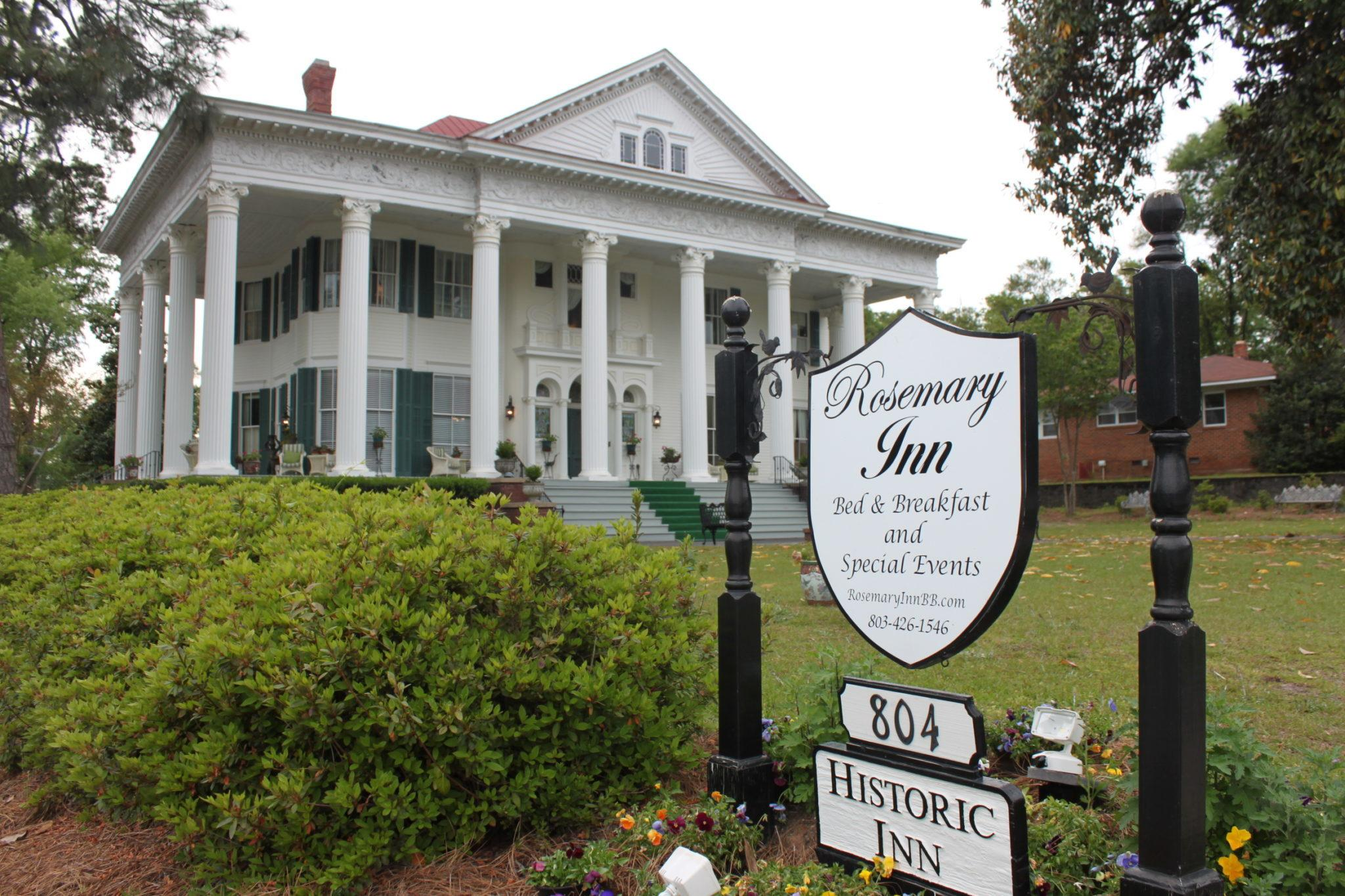 Southern Stays Rosemary Inn Bed And Breakfast This Is