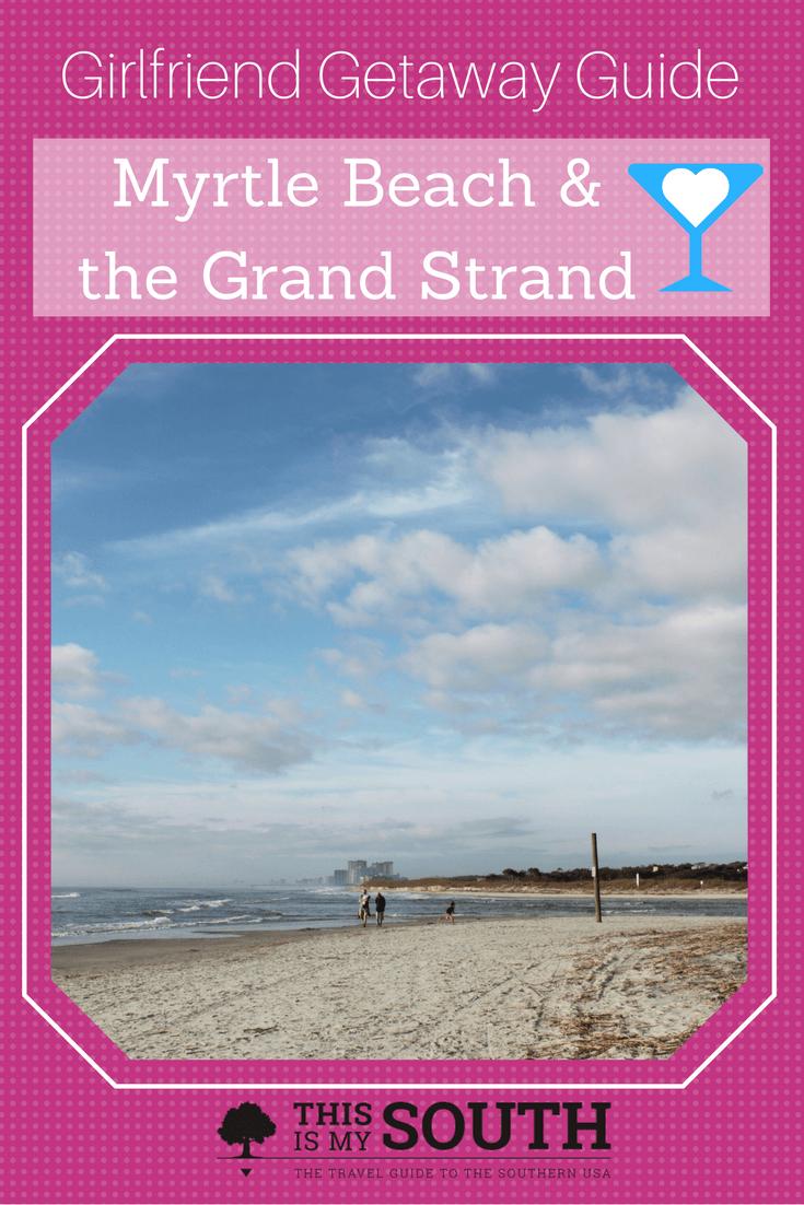Grand Strand Getaway Myrtle Beach South Carolina