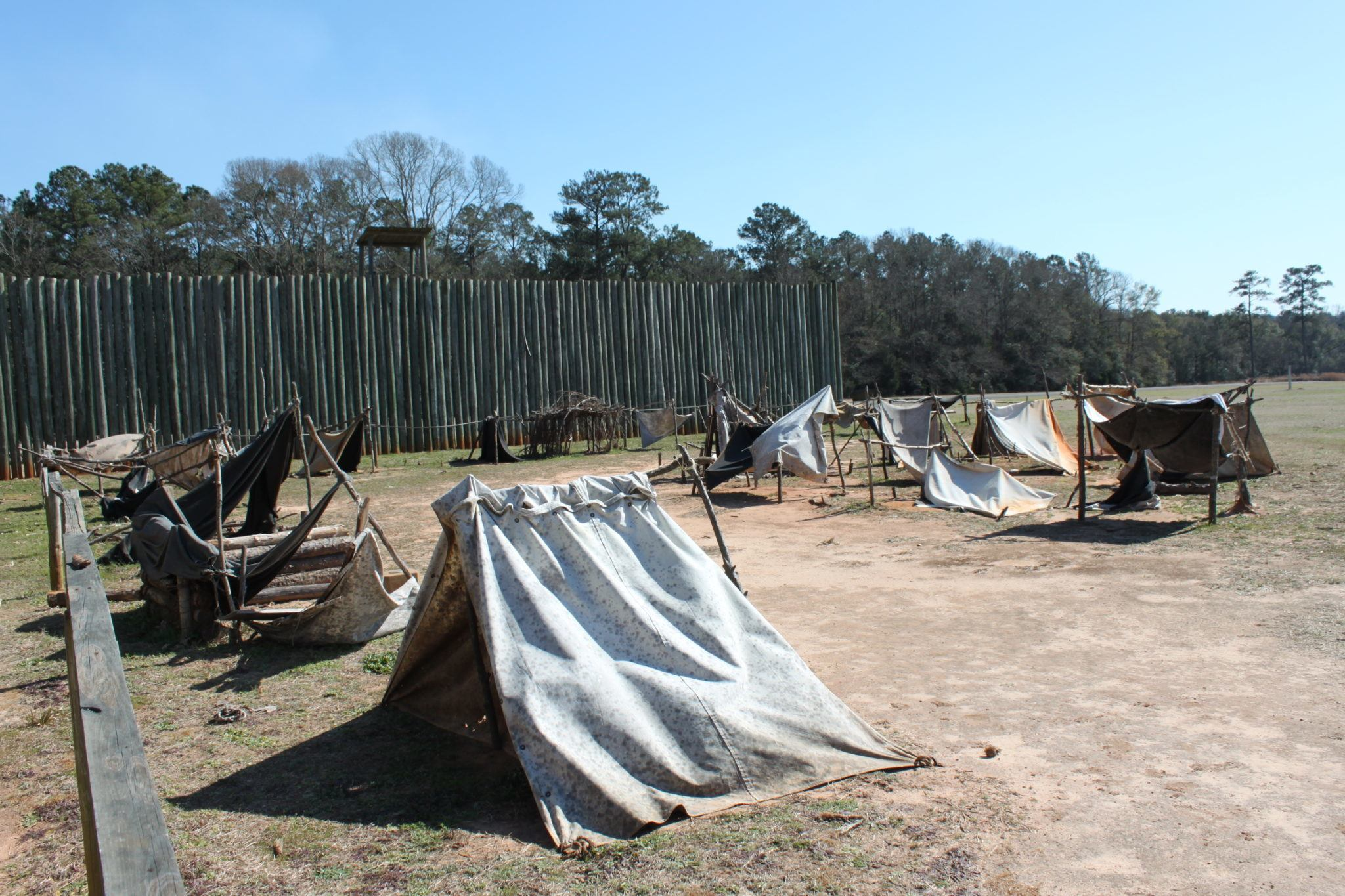 Visiting Andersonville National Historic Site This Is My