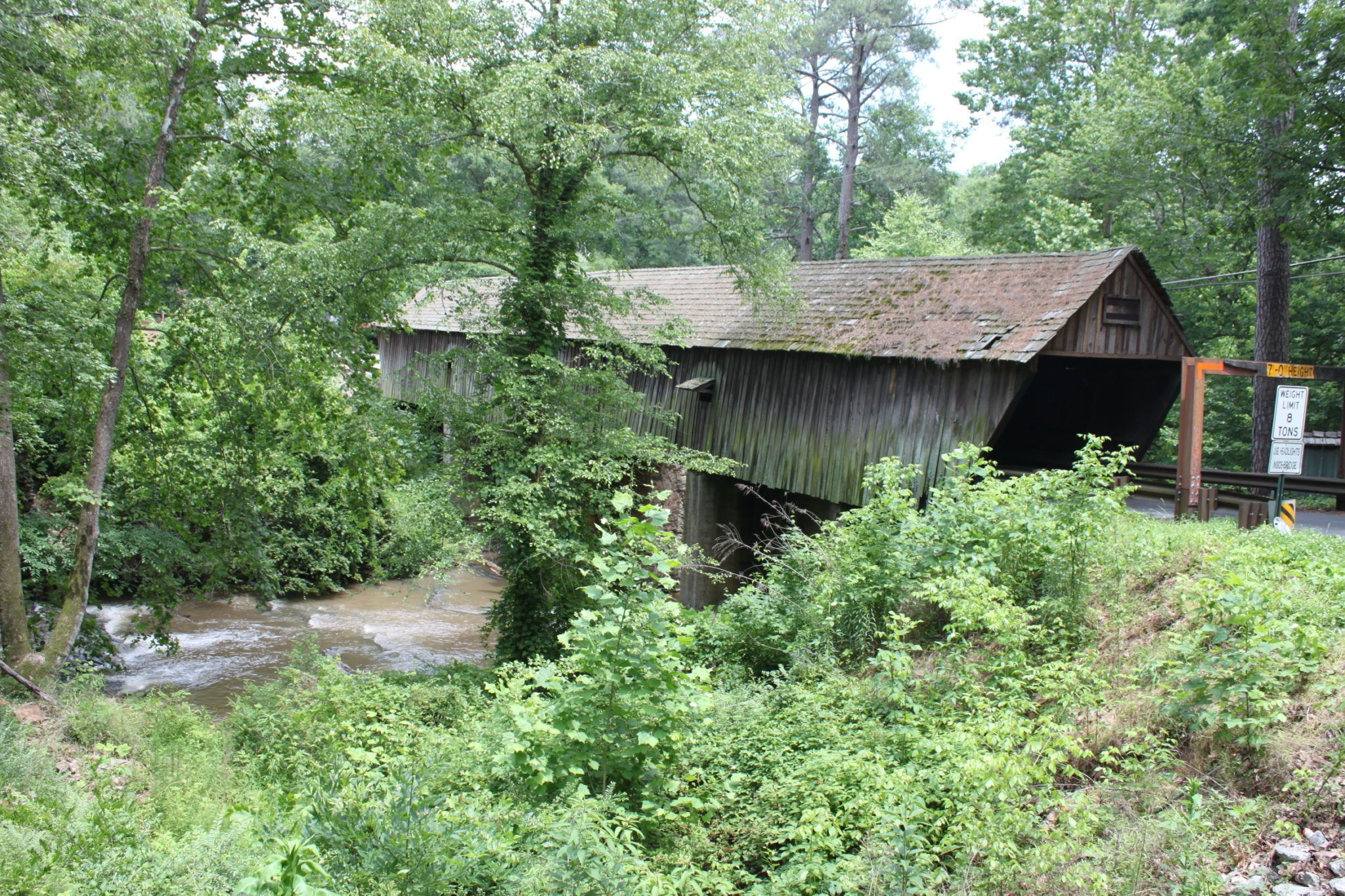 Visiting Historic Covered Bridges In Georgia This Is My