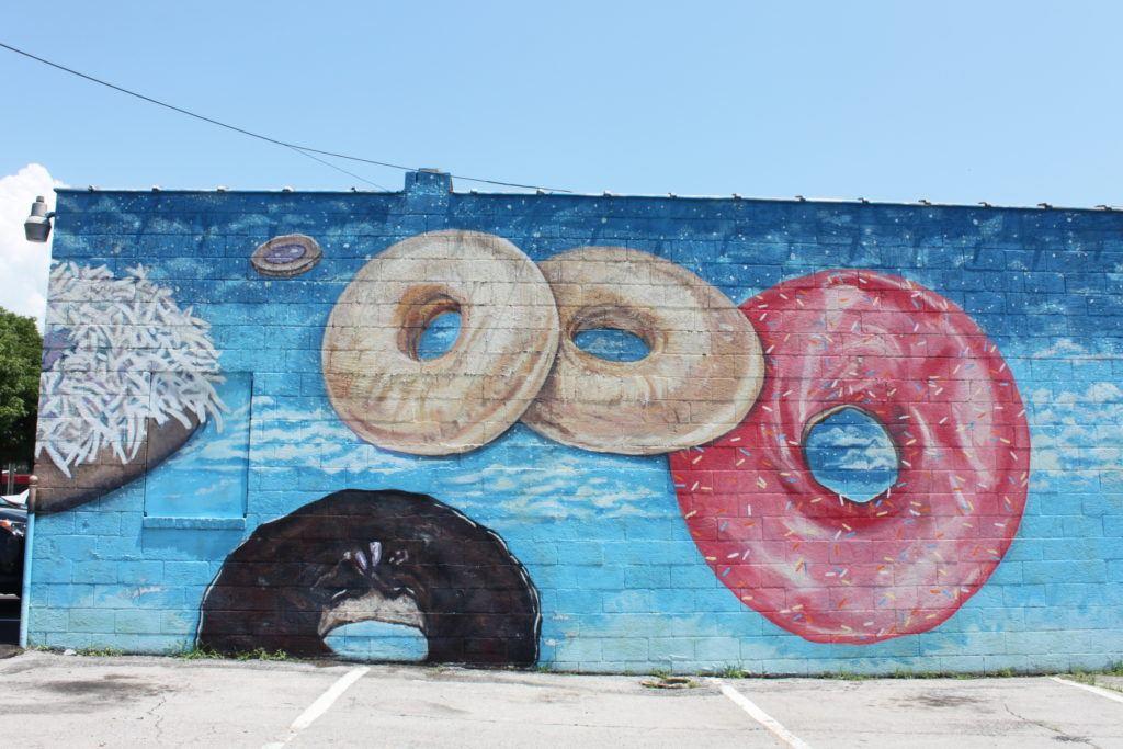 Chattanooga street art