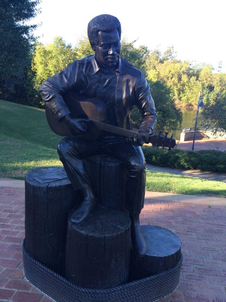 Otis Redding Statue Macon