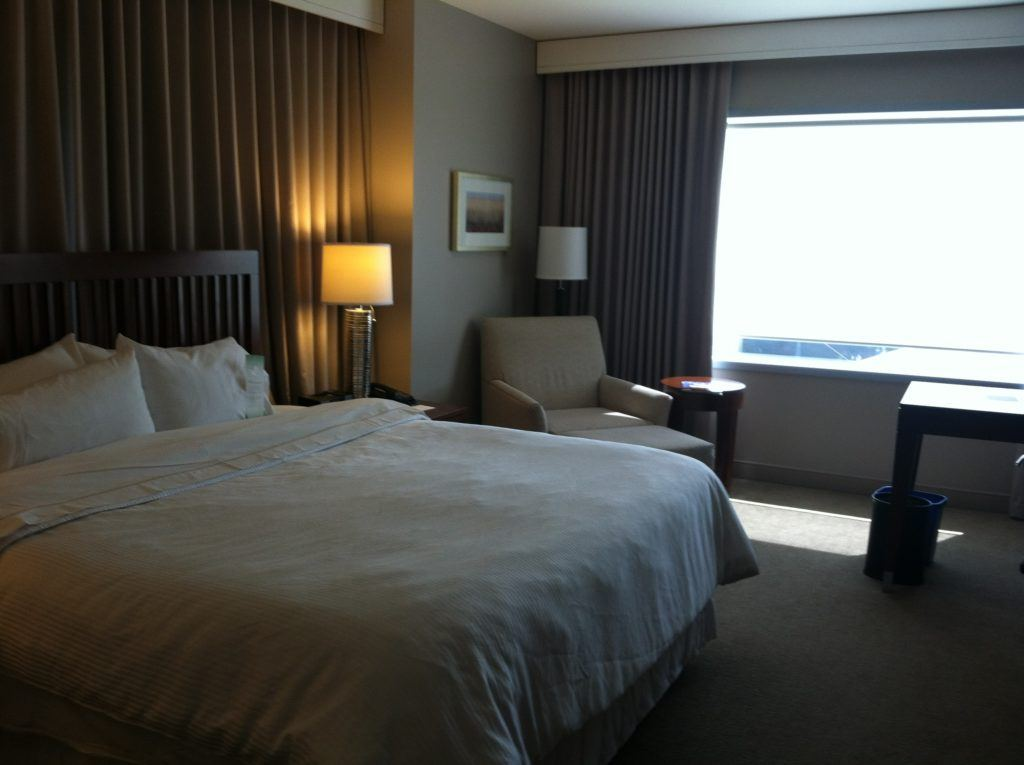 Westin Charlotte Hotel