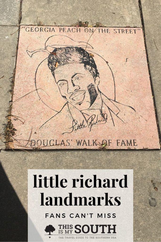 Little Richard landmarks