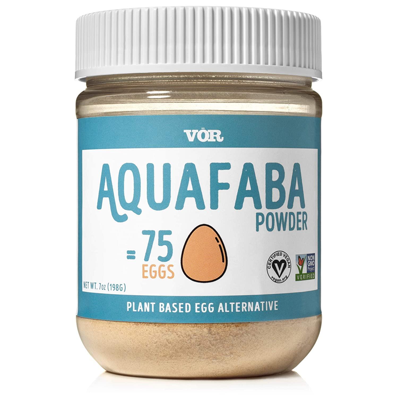 Aquafaba Egg White Substitute