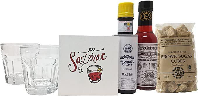 Sazerac Cocktail Gift Set