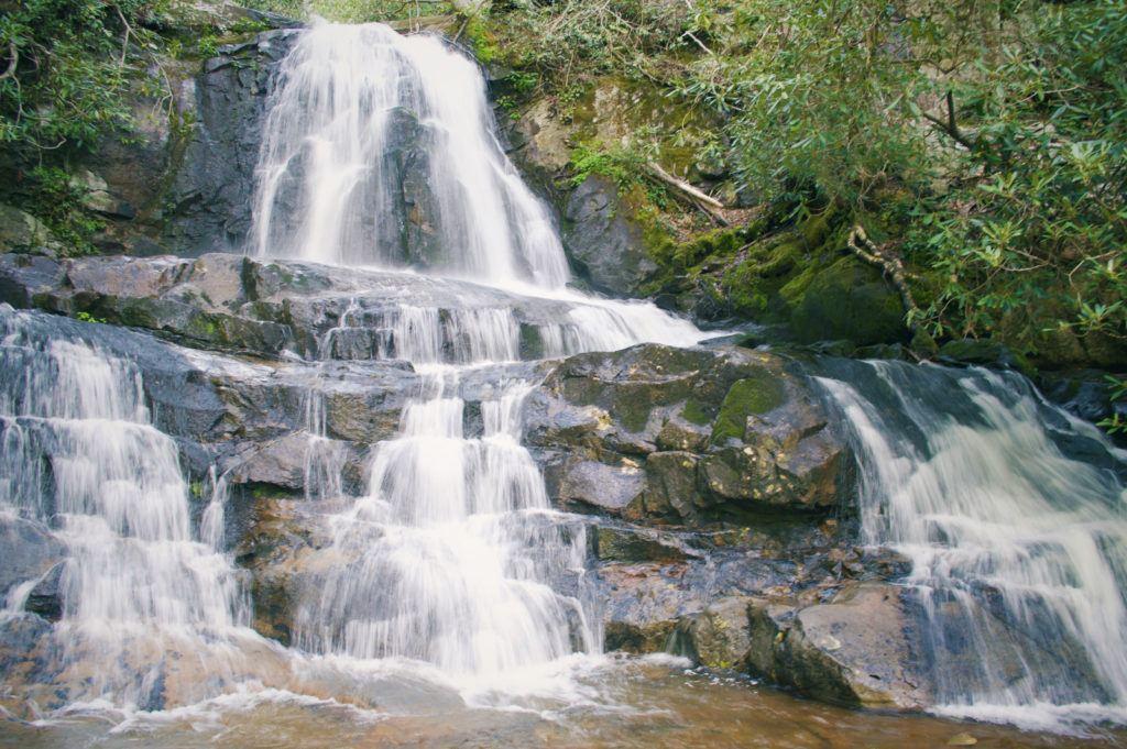 Laurel Falls, Credit:  Tennessee Tourism/Andrew Saucier