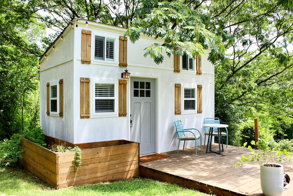 Yoga Tiny House