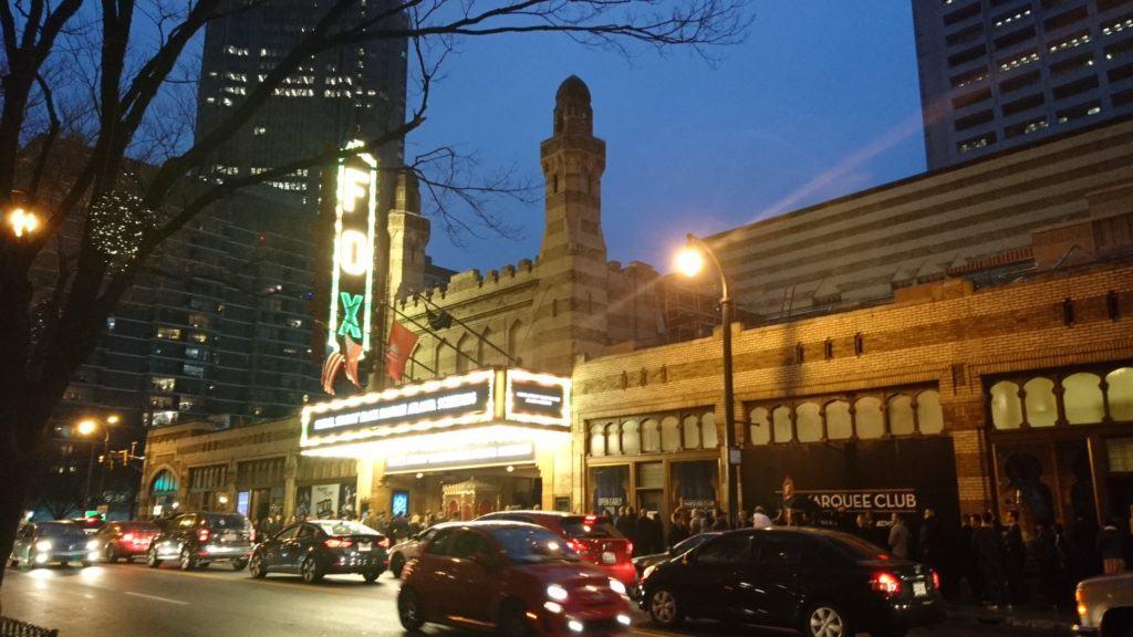 The Fox Theatre